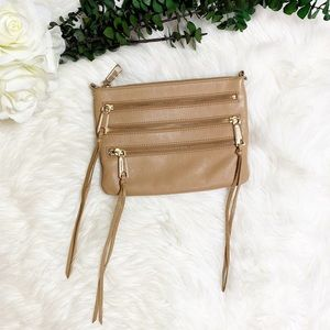 Rebecca Minkoff Three Zip Rocker Bag